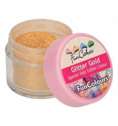 Sparkle Dust - Glitter Gold