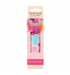 Colorante FunColours Gel -Baby Blue 30g