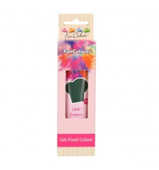 Colorante FunColours Gel -Leaf Green 30g
