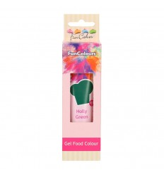 Colorante FunColours Gel -Holly Green 30g