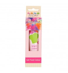 Colorante FunColours Gel -Bright Green 30g
