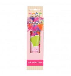 Colorante FunColours Gel -Verde Lima 30g