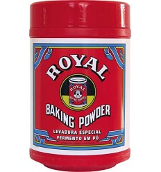 Royal Baking Powder,levadura en polvo, 100 gr