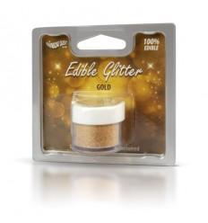 Edible Glitter -Gold- 5g Purpurina comestible oro