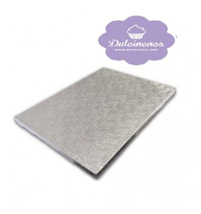 Base GRUESA rectangular 30x40 cms