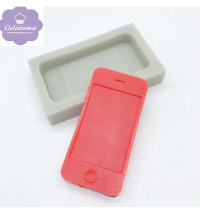 Molde Silicona teléfono móvil