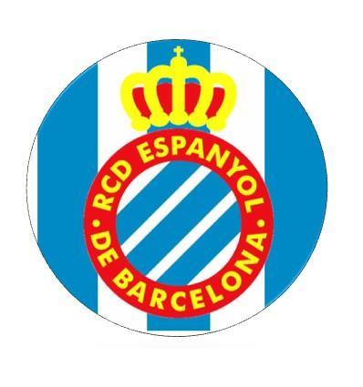 Impresión en Oblea. Espanyol Ø20