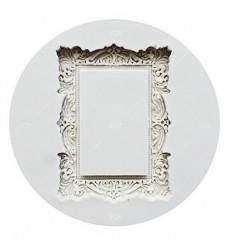 Molde silicona marco cuadro MINI