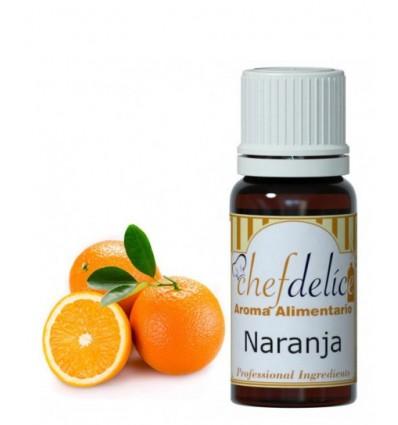 Aroma Naranja,10 ml Chefdelíce