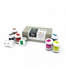 Pack colorantes en gel AZUCREN 8 colores
