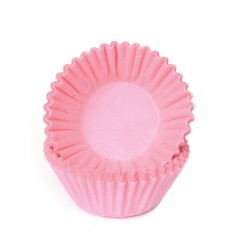Cápsulas Mini dulces Rosa claro,100 Ud