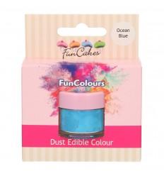 FunCakes Edible FunColours Dust - Ocean Blue