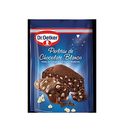 Pepitas chocolate blanco Dr.Oetker 100gr