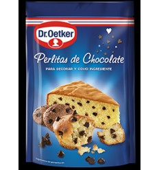 Pepitas chocolate Dr.Oetker 100gr