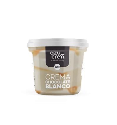 Frosting crema chocolate Blanco , 300 gr