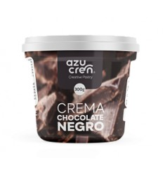 Frosting crema chocolate Negro , 300 gr