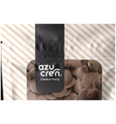 Candy Melts -AZUMELTS MARRON CHOCOLATE 250gr