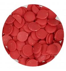 FunCakes Candy Deco Melts -Rojo- 250g
