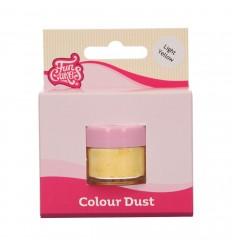 FunCakes Edible FunColours Dust - Light Yellow