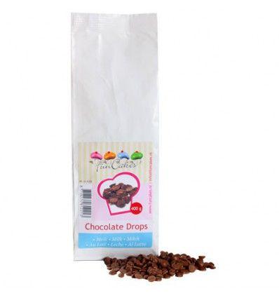 CHOCOLATE FUNCAKES 400GR