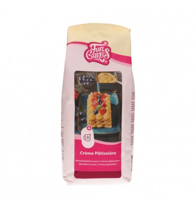 FunCakes Mezcla para Crema Pastelera 1kg