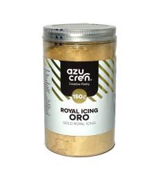 ROYAL ICING ORO 150 GRAMOS AZUCREN