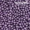 Perlas de azúcar violetas 4 MM BOTE 90 GRAMOS