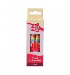 Colorante FunColours Gel -Rojo 30g