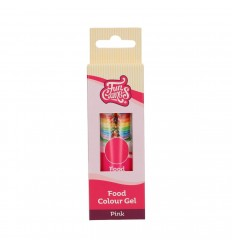 Colorante FunColours Gel - Pink 30g