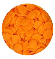 FunCakes Candy Deco Melts -Naranja- 250g