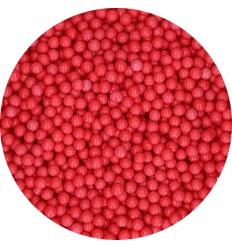 Perlas rojas FunCakes 4 mm - 80gr
