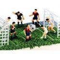 Kit futbolistas Barça-Madrid